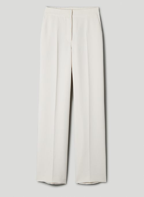 ALANYA PANT - High-waisted, wide-leg pants