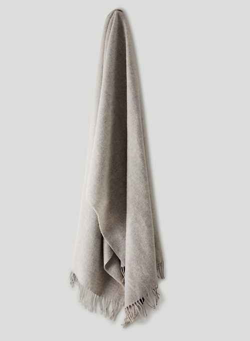 THE CLASSIC WOOL SCARF - Wool scarf