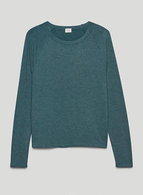 FREE LOUNGE LONGSLEEVE - Crew-neck, long-sleeve shirt