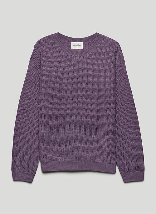 ISABELLI SWEATER - Wool crew-neck sweater