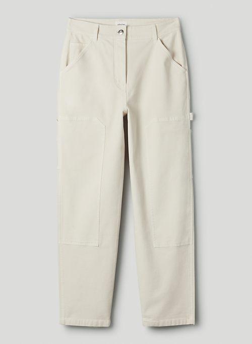 BRENNAN PANT - High-waisted utility pants