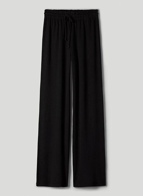 FREE LOUNGE SWEATPANT - High-waisted, wide-leg sweatpants
