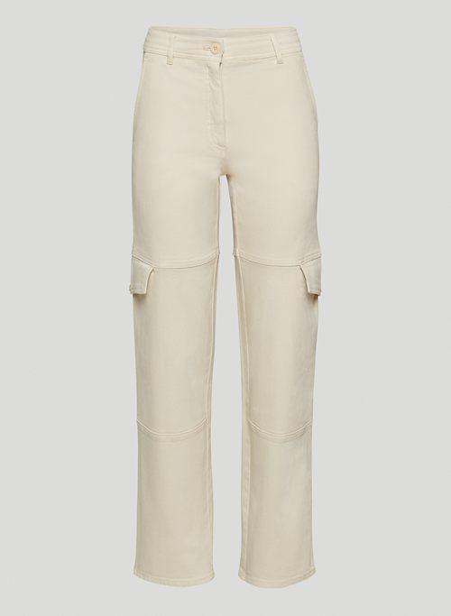MAEVE PANT - Mid-rise cargo pants