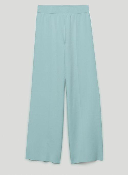 SOUVENIR PANT - High-waisted, wide-leg pants