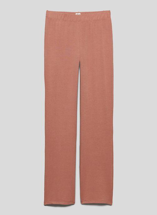 FREE LOUNGE PANT - High-waisted, flared pants
