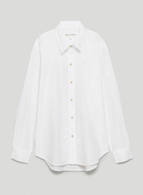 THE JANE LONG SLEEVE SHIRT - Long-sleeve button-up shirt