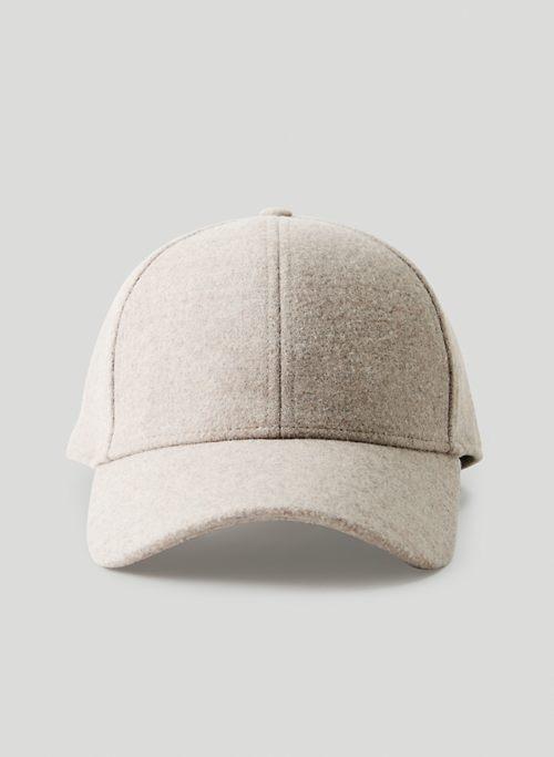 CLASSIC BASEBALL HAT - Wool ball cap