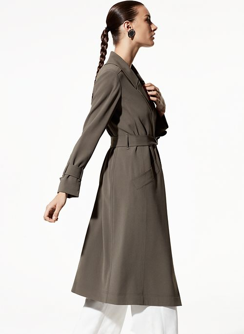 CATERINA TRENCH COAT | Aritzia