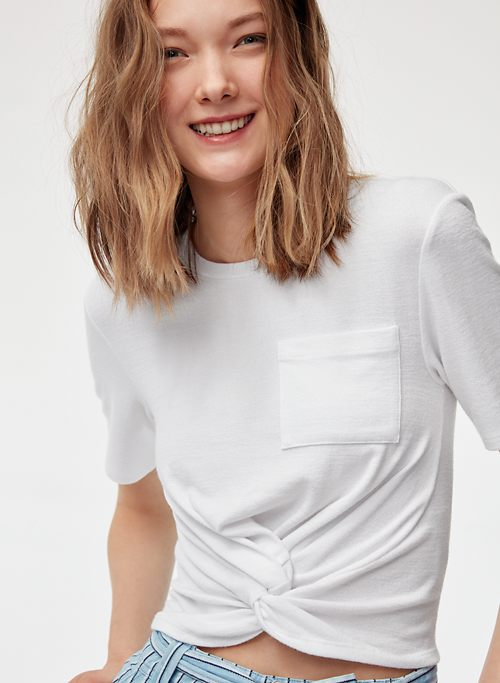 SUBAH T-SHIRT | Aritzia. More Colours