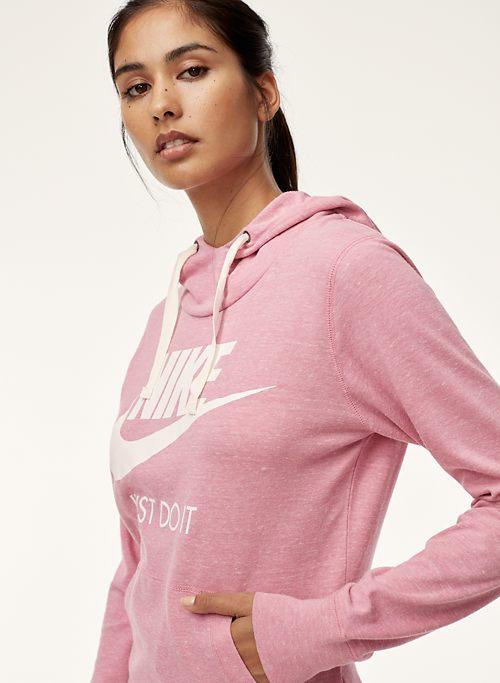 78cef9ce6668 Nike GYM VINTAGE HOODIE