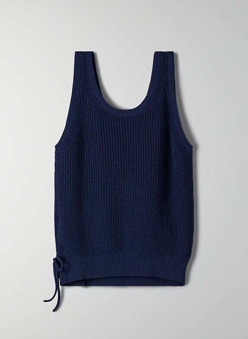 STACEY KNIT TOP | Aritzia