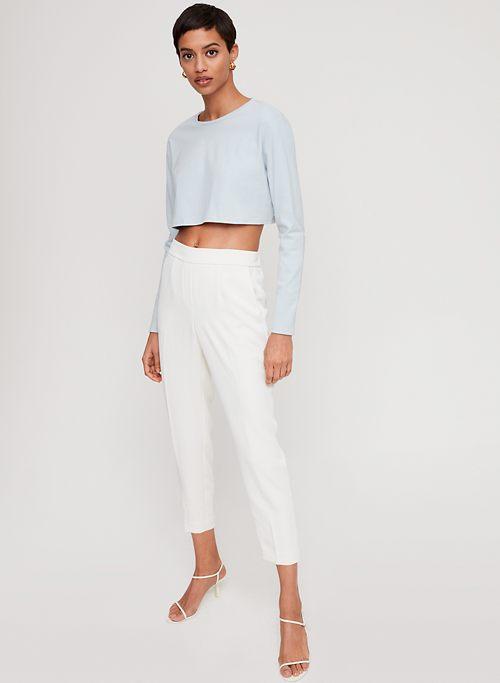 adecb2988 T-Shirts for Women | Long Sleeve & Short Sleeve | Aritzia CA