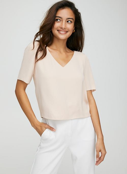 b52783120bd9 Blouses for Women | Shop Blouses, Shirts & Tops | Aritzia CA