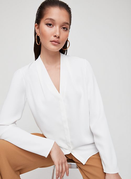 8ddf5be4 Blouses for Women | Shop Blouses, Shirts & Tops | Aritzia CA