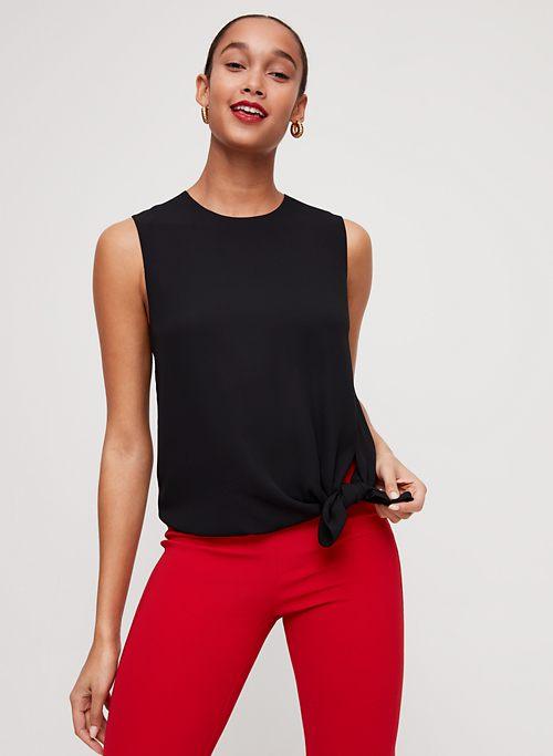 69a14be4ea2876 Black   Blouses for Women   Shop Blouses, Shirts & Tops   Aritzia CA