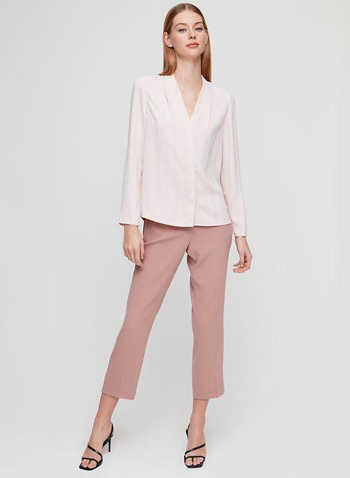 4607fd8a386 Long Sleeve Blouses for Women | Aritzia CA