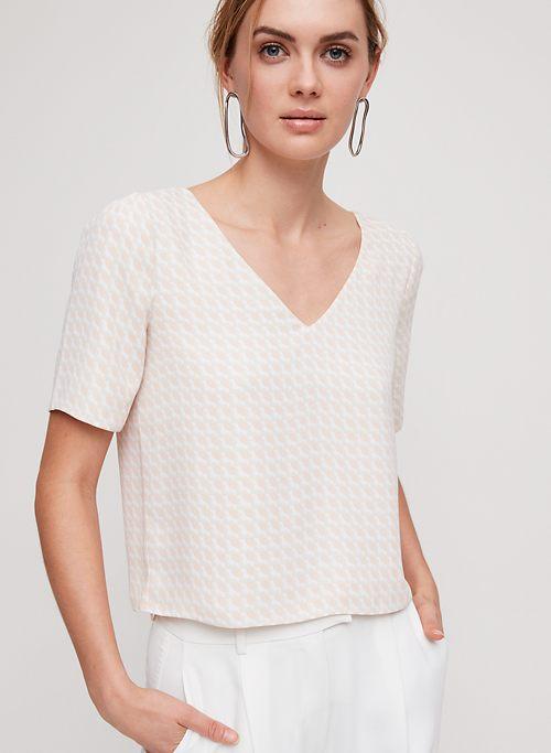 a0c54ac2b5eec8 Babaton   Women's Blouses, Dress Shirts, & Tops   Aritzia CA