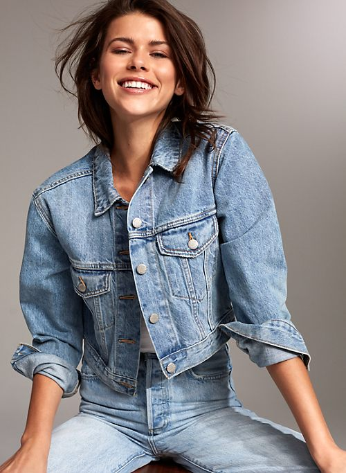 e4936e9f18 Denim Jackets for Women