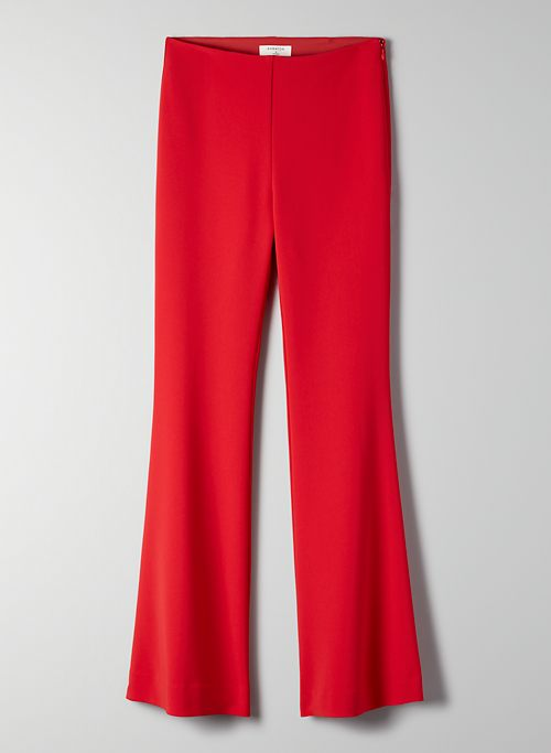 EMMET PANT - High-waisted, flared pant