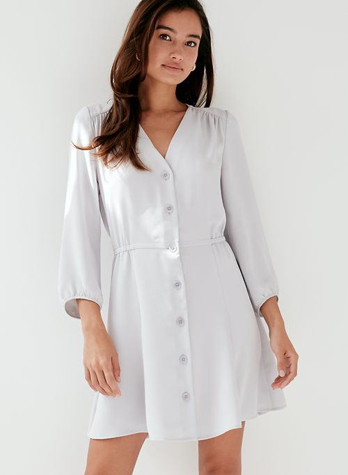97aedf1d3 DAY DRESS - Button-up