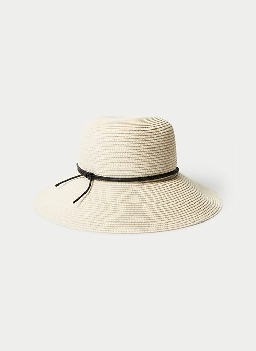 f0308ac6 White | Straw Hats for Women | Aritzia US