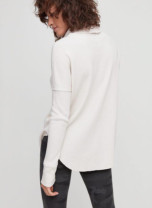 0afc5da49143 Waffle Knit & Thermal Clothing for Women | Aritzia CA