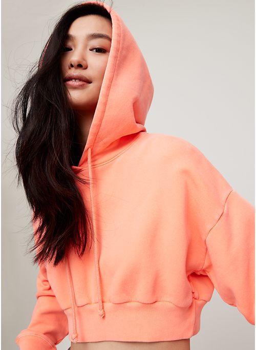 7f19d1268c3 THE SUPER CROP HOODIE - Cropped, pullover hoodie