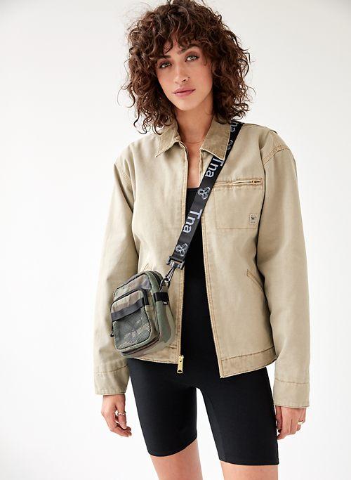 7041fc89d3d THE WORKWEAR JACKET - Vintage-inspired canvas jacket