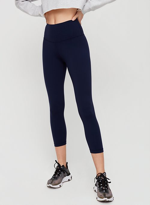34e1fd1c4593aa ATMOSPHERE CROP - Cropped, high-waisted legging