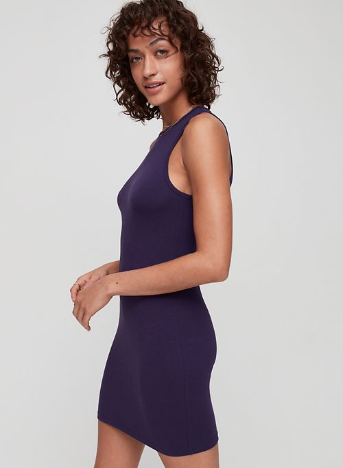 27868356b2db DEPAUL DRESS - Organic-cotton, bodycon dress