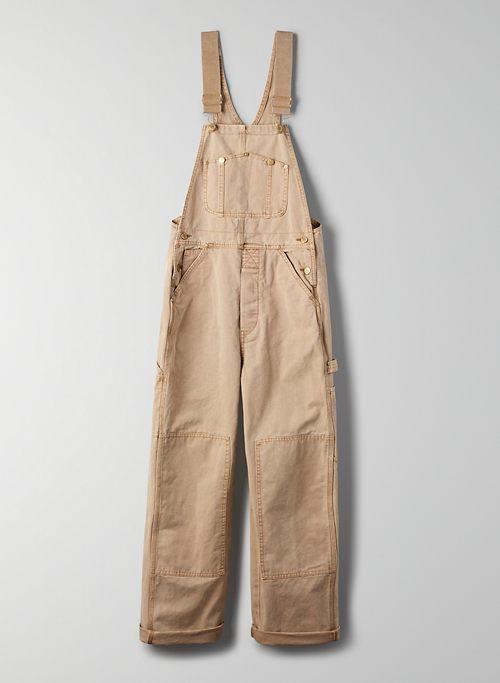 CARPENTER OVERALLS - Utility-inspired overalls