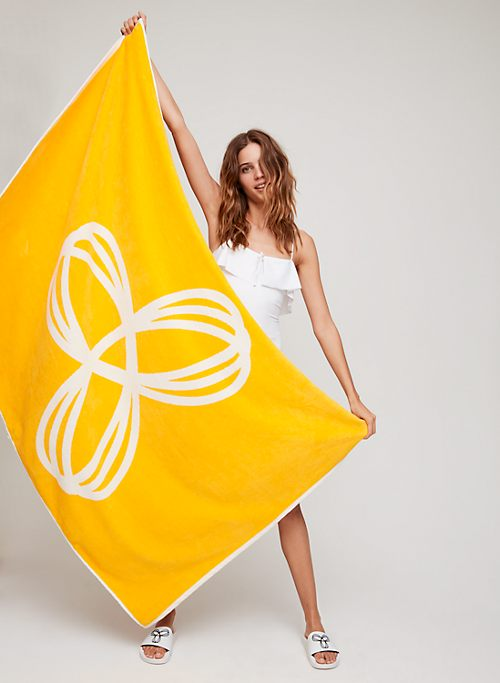 TONI TOWEL - Terry towel