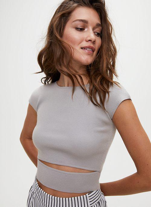 7d674af1eab T-Shirts for Women   Long Sleeve & Short Sleeve   Aritzia CA