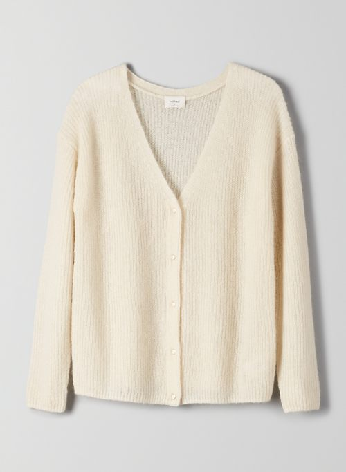 FRONT TO BACK CARDIGAN | Aritzia