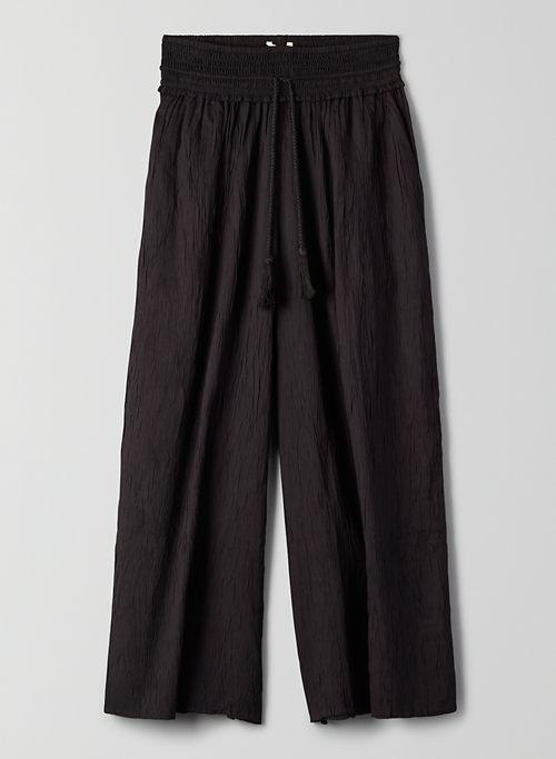 NANTERRE PANT - Flowy, wide-leg pant