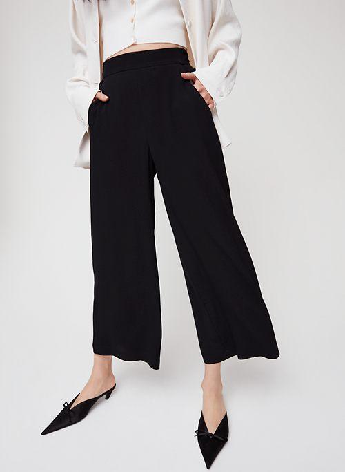 9c14fbae41555b Black | High-waisted Pants for Women | Aritzia CA
