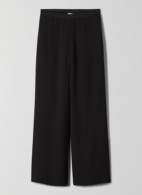 PERNELLE PANT - High-waisted, wide-leg pant