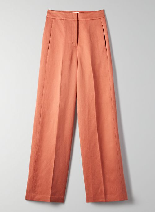 CÉZANNE PANT - High-waisted, wide-leg trouser