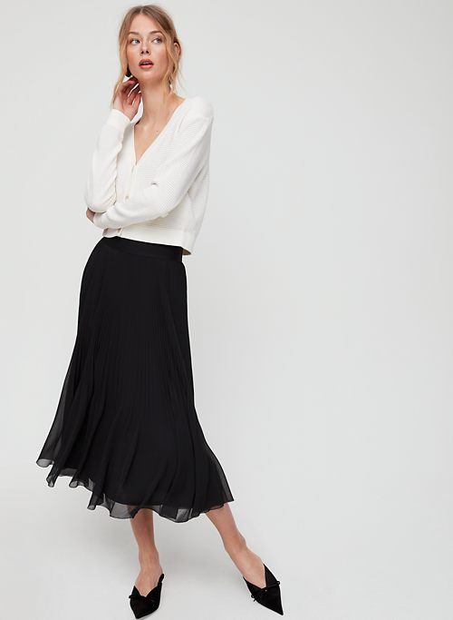 a593d0021 Black | Skirts for Women | Midi, Mini & Pleated Skirts | Aritzia CA