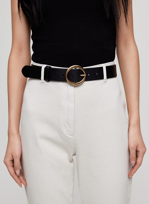 Belts For Women Shop Leather Hip Waist Belts Aritzia Us