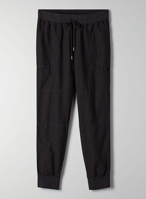ION PANT - Cotton-blend joggers