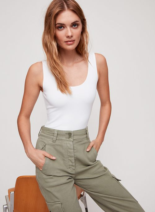 14d9b967c2a1 Bodysuit for Women | Shop T-Shirts, Thong & Tank | Aritzia CA
