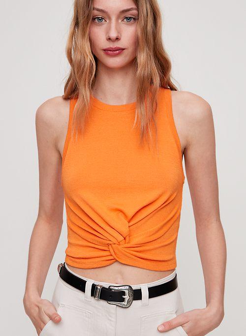581c720f643 Orange | Tank Tops & Camisoles for Women | Aritzia US