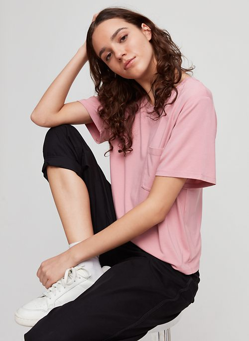 649d2e66 T-Shirts for Women | Long Sleeve & Short Sleeve | Aritzia CA