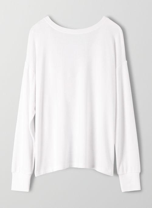 cc84b2defc9dee ALENA LONGSLEEVE - Long-sleeve, knotted back t-shirt
