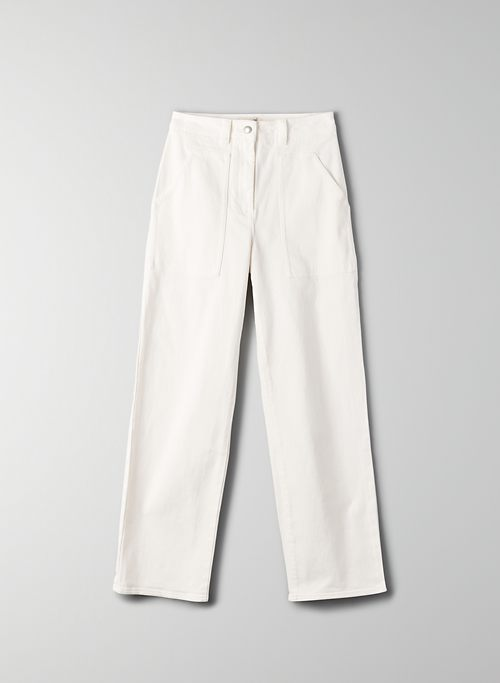 MODERN UTILITY PANT - High-waisted, utilitarian pant
