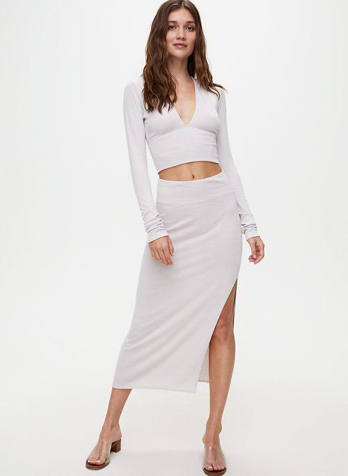 8848b4cf09 Skirts for Women   Midi, Mini & Pleated Skirts   Aritzia CA