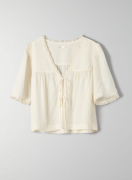 CAREEN BLOUSE | Aritzia