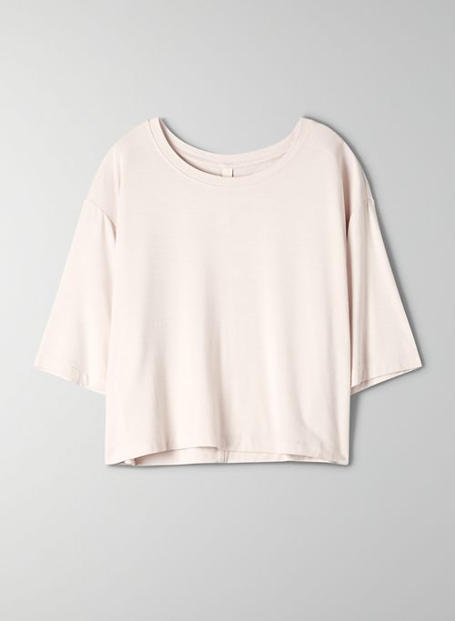 FOUNDATION CROPPED T-SHIRT