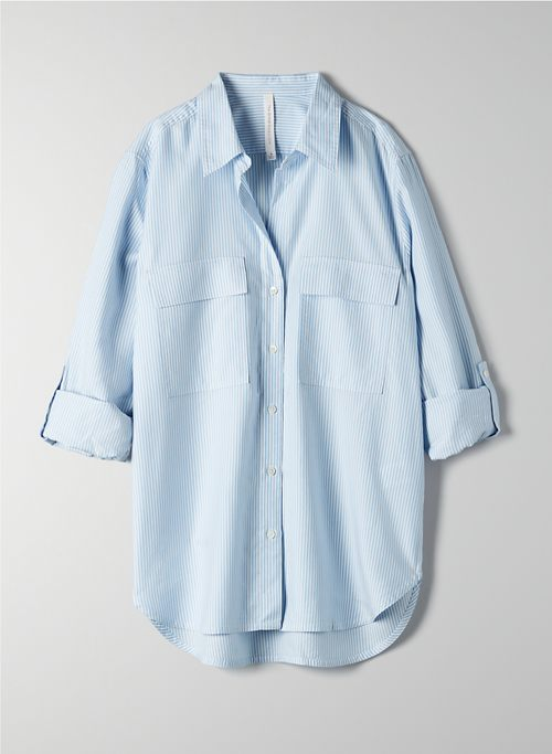 UTILITY BUTTON-UP | Aritzia
